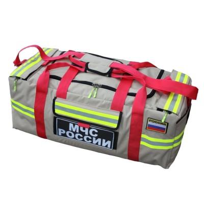 Сумка для боевой одежды пожарного БОП (бежевый)