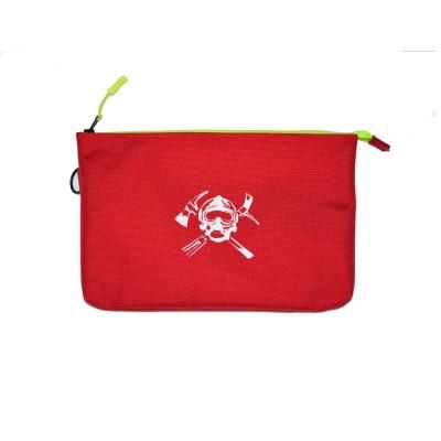 Несессер пожарный с логотипом (красный)