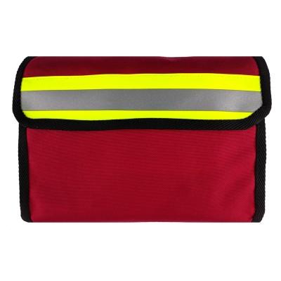 Подсумок для принадлежностей пожарного (красный)