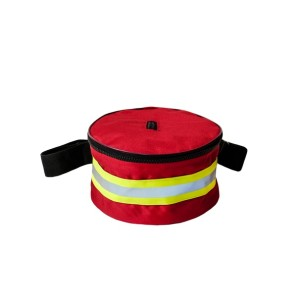 Сумка для веревки ВПС круглый (красный)