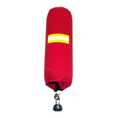 Защитный чехол для баллона СИЗОД (красный) №1