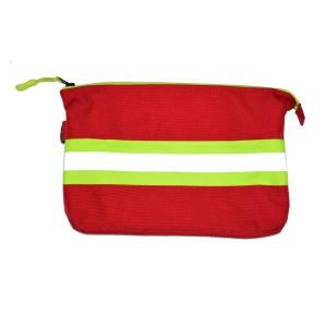 Несессер пожарный с лентой (красный)