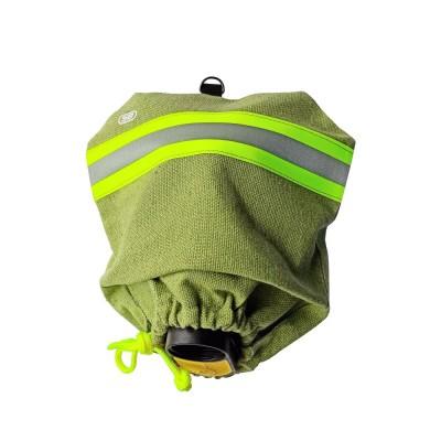 Чехол для панорамной маски пожарного из брезента (огнестойкий)