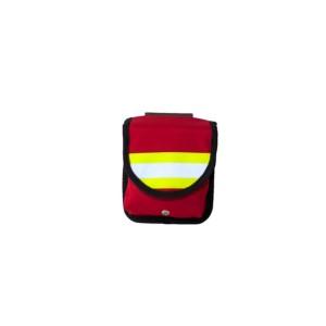 Подсумок поясной М2 (красный)